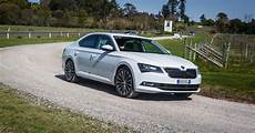2017 Skoda Superb Recalled For Seatbelt Fix