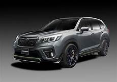 2019 subaru hybrid forester performance subaru s sti division has a tuned forester hybrid for the