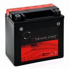 Batterie Moto Ytx14 Bs 12v 12ah