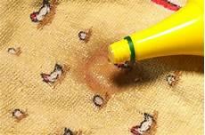 obstflecken entfernen obst saft und essig