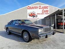 1983 Chrysler Cordoba For Sale 2088216  Hemmings Motor News