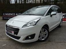 peugeot 5008 1 6 hdi 115 7 places occasion annecy