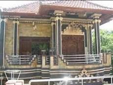 Desain Rumah Bali Sederhana