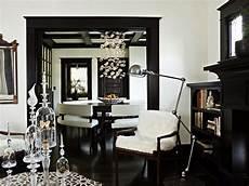 dark wood moldings eclectic living room jessica