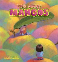 children s picture books about hawaii too many mangos by tammy paikai don robinson hardcover barnes noble 174