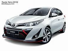 toyota yaris 2019 price in malaysia from rm70 888