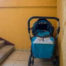 kinderwagen im treppenhaus erlaubt brigitte de