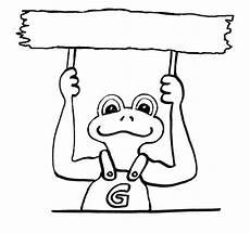 ausmalbilder frosch kostenlos malvorlagen zum ausdrucken