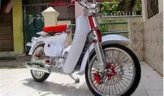 Harga Motor Pitung Modifikasi by Honda C70 Pitung Modifikasi Paling Keren Foto Dan Gambar