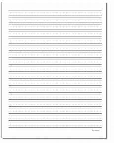 handwriting worksheets template free 21586 printable pdf writing paper templates in different line sizes these are standard por
