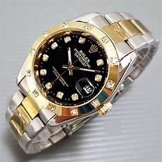 Jam Tangan Rolex Oyster Perpetual Datejust Rantai