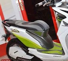 Modifikasi Jok Motor Beat by Gambar Modifikasi Foto Foto Modifikasi Jok Honda Beat