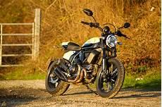 Essai Ducati Scrambler 800 Throttle 2019 Un Bi