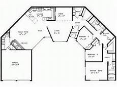 u shaped ranch house plans u shaped ranch with courtyard house design pinterest