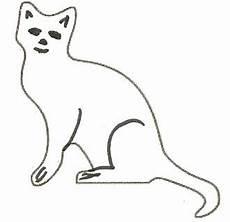 Malvorlage Katze Umriss Malvorlage Katze Katzenmalvorlage