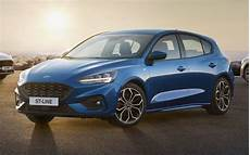 2018 Ford Focus St Line Wallpapers And Hd Images Car Pixel