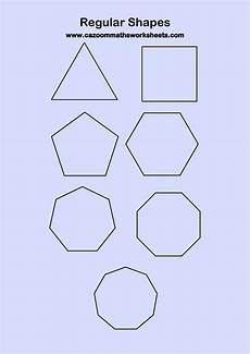 shapes worksheets ks4 1159 polygons maths worksheets cazoom maths worksheets