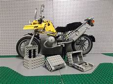 lego technic motorcycles bmw gs 1200 by legomotive