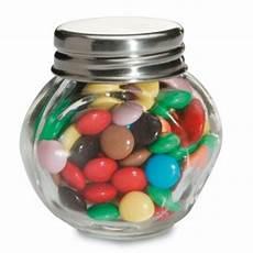 Bocal En Verre Pour Bonbons Bonbon Au Chocolat Dans Bocal En Verre Publicitaire