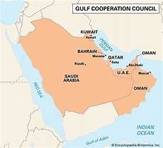 gulf cooperation council history countries