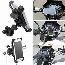 universal motorcycle bike atv 3 5 7 quot cell phone gps mount