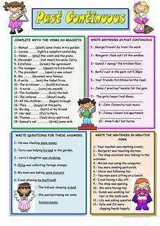 past continuous worksheet free esl printable worksheets made by teachers
