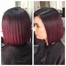 ombre short and bob hair 2018