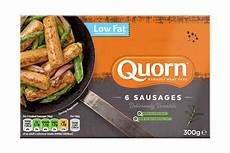 low fat sausages from quorn back by popular demand