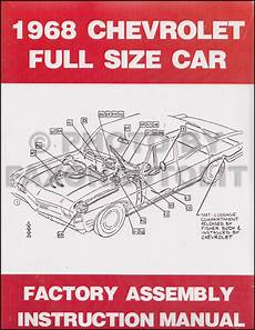 wiring diagram for 1968 impala 1968 chevy wiring diagram reprint impala ss caprice bel air biscayne