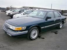 all car manuals free 1994 mercury grand marquis regenerative braking 1994 mercury grand marquis information and photos momentcar