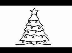 dessin sapin de noel comment dessiner un sapin de no 235 l pas 224 pas d 233 coration