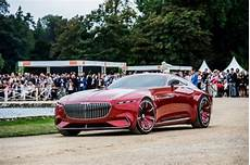 Vision Mercedes Maybach 6 Stuns In Chantilly