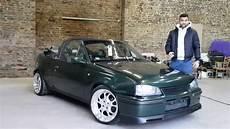 Opel Kadett E Cabriolet Gsi 2 0i 8v Oldschool ıtım
