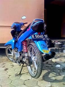 Modifikasi Motor Shogun 125 Rr by Suzuki Shogun Rr Modifikasi Thecitycyclist