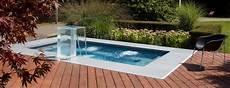mini pool für terrasse c side schwimmbadtechnik frankfurt