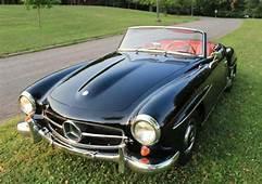 Mb Sl 1960 Cadillac
