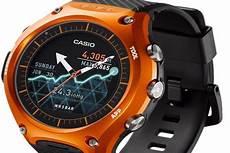 prezzi orologi casio orologio casio wsd f10rgbae lo smartwatch sportivo