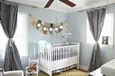 kinderzimmer gardinen jungen ten june our baby boy s nursery the reveal