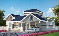 kerala style house plans and elevations three bedroom kerala model house plan