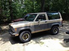 how cars run 1988 ford bronco transmission control 1988 ford bronco ii xlt 4x4 5 speed transmission v6 motor for sale in loudon tennessee united