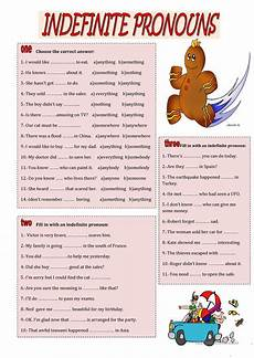 indefinite pronouns worksheet free esl printable worksheets made by teachers