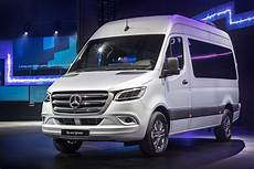 Mercedes Unveils 2019 Sprinter Commercial Trucks