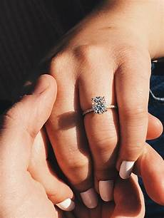 love this pose to announce it but not my dream ring weddingring in 2019 big wedding rings