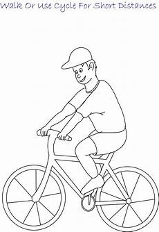 Malvorlagen Cycle Use Cycle Printable Coloring Page For