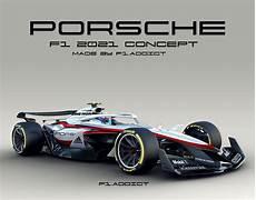 porsche f1 2020 porsche 2021 concept made by f1 addict on instagram