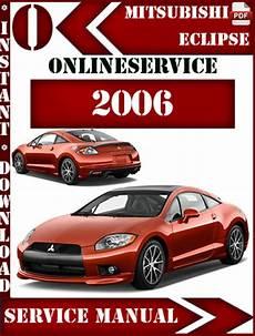 download car manuals 2006 mitsubishi eclipse electronic throttle control mitsubishi eclipse 2006 digital service repair manual download ma