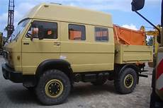someone experience with the vw lt as a 4x4 diesel land