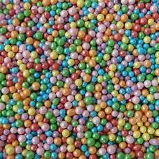 shimmer rainbow 100 s and 1000 s 85g rainbow hundreds and thousands pearl effect iced jems shop