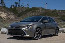 2019 new toyota corolla 2019 toyota corolla hatchback drive the changes it