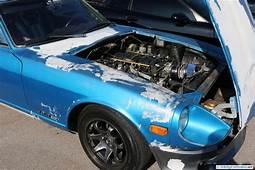Engine Swap Chevy LSx Into Datsun 280Z